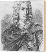 Charles-francois Du Fay Wood Print