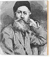 Charles Francois Gounod Wood Print
