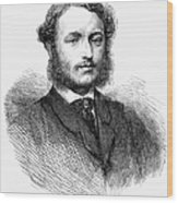 Charles Hanbury-tracy Wood Print