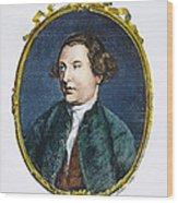 Charles Townshend Wood Print
