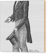 Charles Waterton (1782-1865) Wood Print