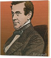 Charles Wheatstone, English Inventor Wood Print