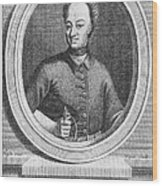 Charles Xii Of Sweden Wood Print