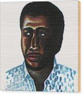 Cheick Oumar Sissoko Wood Print