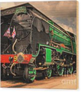 Cheltenham At York  Wood Print