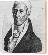 Chevalier De Lamarck Wood Print