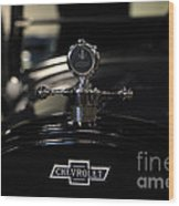 Chevrolet Wood Print