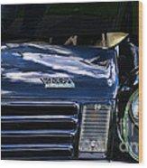 Chevy Vega Wood Print