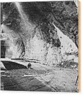 Cheyenne Mountain, 1963 Wood Print