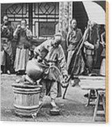 China: Manchuria, C1906 Wood Print