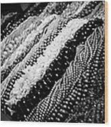 Chinatown Beads Wood Print