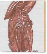 Chocalata Wood Print