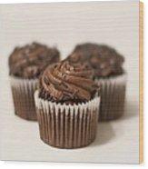 Chocolate Indulgence Wood Print