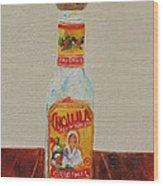 Cholula Wood Print