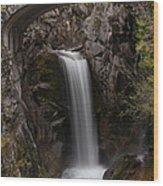 Christine Falls Serenity Wood Print