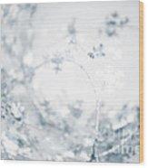 Christmas Abstract Wood Print