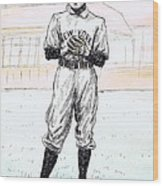 Christy Mathewson Wood Print