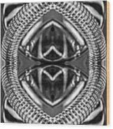 Chromata Wood Print