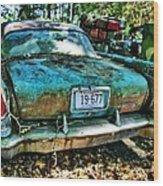 Chrysler Saratoga Wood Print