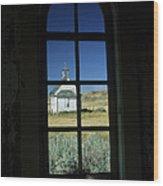 Church At Dorothy Wood Print