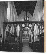 Church Eastern Cape Wood Print