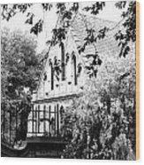 Church In Dublin Wood Print