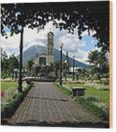 Church Of San Juan Bosco Wood Print