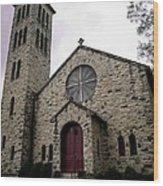 Church Series - 2 Wood Print