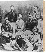 Cincinnati Reds, Baseball Team, 1882 Wood Print by Everett
