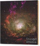 Circinus Galaxy Wood Print
