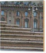 City 0048 Wood Print