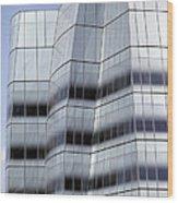 City 0051 Wood Print