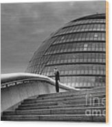 City Hall - London Wood Print