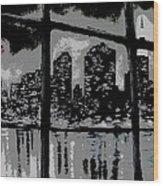 City View Wood Print