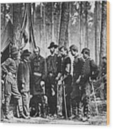Civil War: Mathew Brady Wood Print
