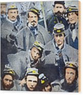 Civil War: Volunteers, 1861 Wood Print