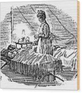 Clara Maass (1876-1901) Wood Print