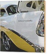 Classic Chevrolet Hotrod . 5d16469 Wood Print
