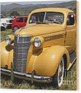 Classic Chevrolet Master Deluxe . 7d15315 Wood Print