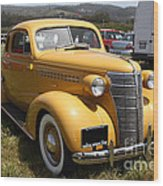 Classic Chevrolet Master Deluxe . 7d15316 Wood Print