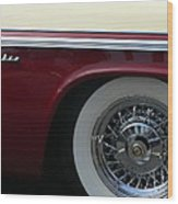 Classic Chrysler New Yorker Wood Print