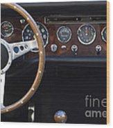 Classic Sunbeam Tiger Mk 1a - 1965  Wood Print