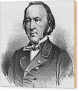 Claude Bernard, French Physiologist Wood Print