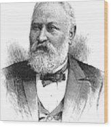 Claus Spreckels (1828-1908) Wood Print