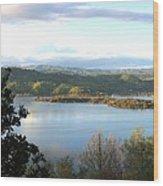 Clear Lake California 2 Wood Print