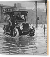 Cleveland: Flood, C1913 Wood Print