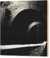 Clivo Di Scauro Wood Print