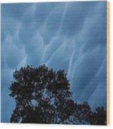Cloud Dream Wood Print