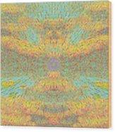 Cloud Spirit Wood Print