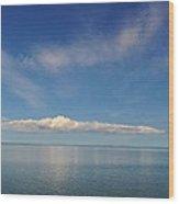 Clouds Of Prince Edward Wood Print